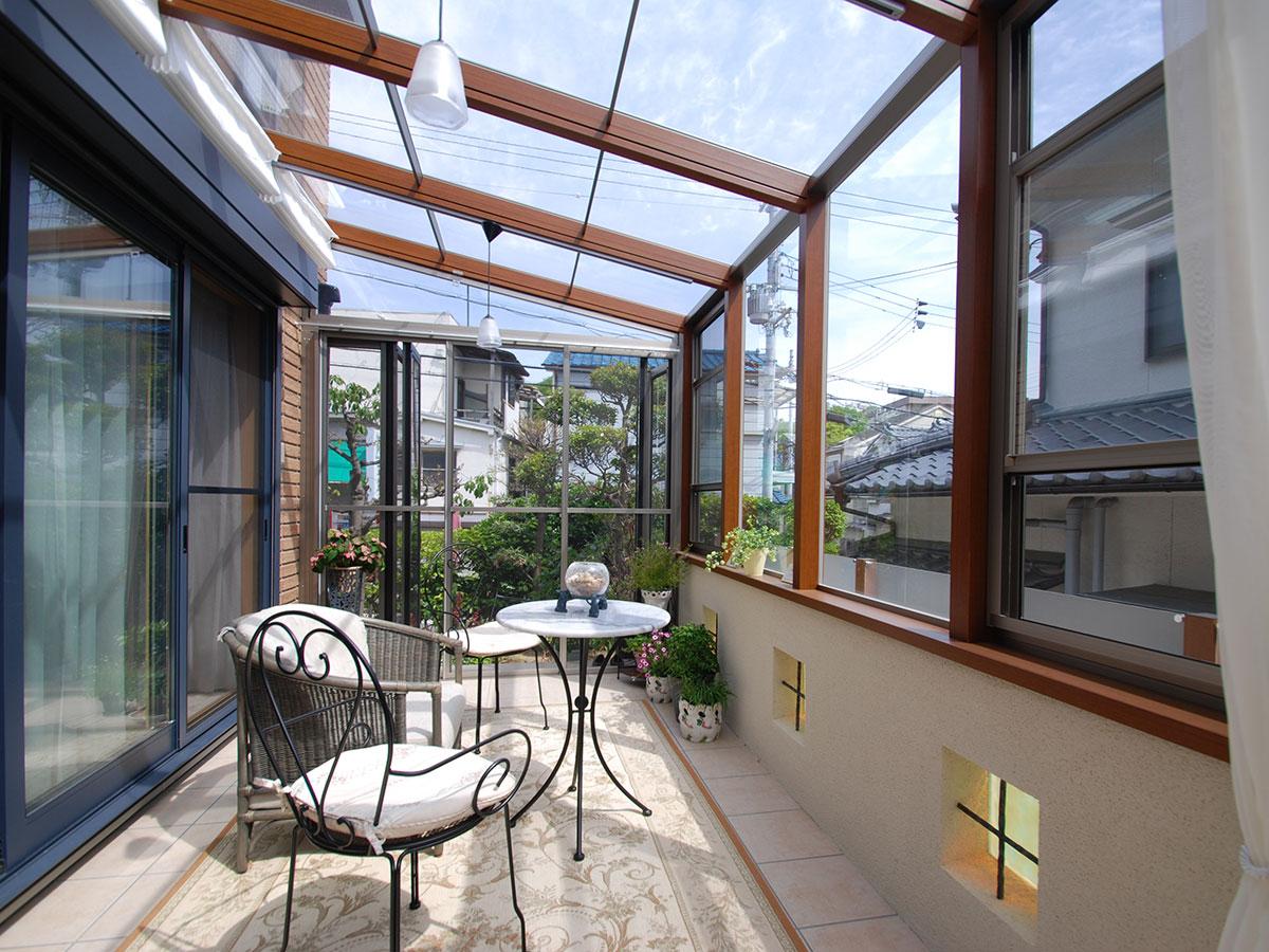 ガーデンルーム1