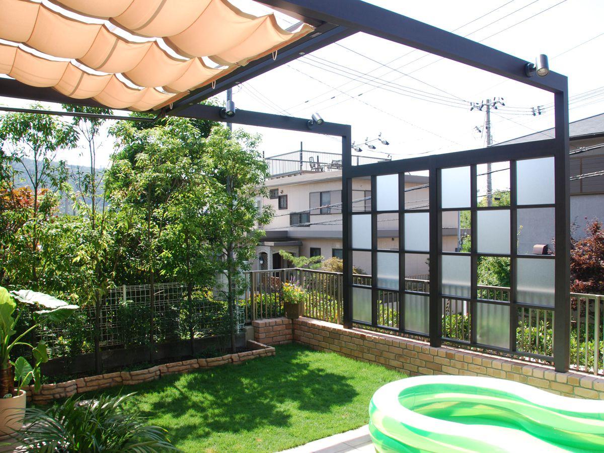 ガーデンルームアフター1