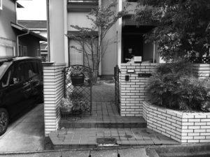 ガーデンルームビフォー1