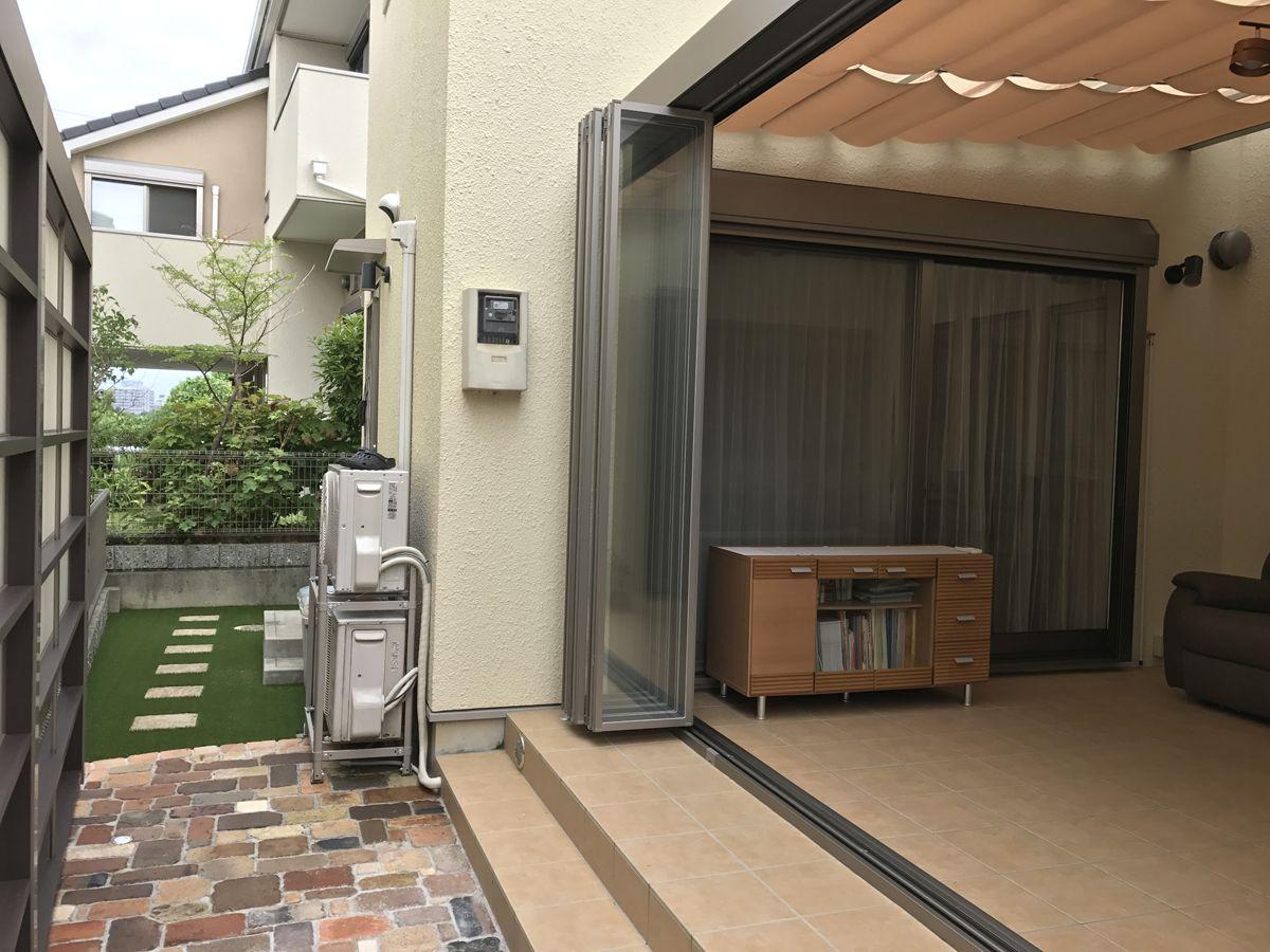 ガーデンルームアフター2